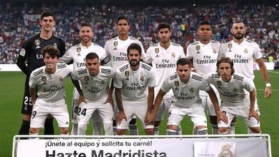 El Real Madrid, con cinco jugadores, acapara el 'Mejor Once' de los premios The Best