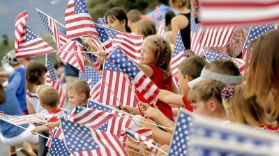El Día de la Independencia en cifras: lo que se gasta en comida, fuegos artificiales y otras curiosidades de la fiesta patria más importante de EEUU (fotos)