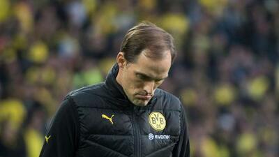 Una frase homófoba le costó a Tuchel su despido del Borussia Dortmund