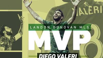 ¡Aplausos, Maestro! Diego Valeri es elegido como el Jugador Más Valioso de la MLS 2017