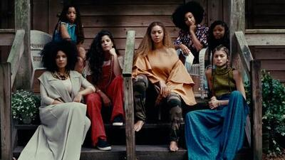 """Beyoncé Releases Sweet New Music Video """"All Night"""""""