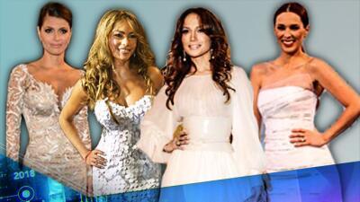 Desde Sofía Vergara hasta J Lo: estas famosas usaron el color más difícil de llevar en una alfombra