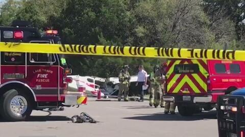 Investigan el desplome de una avioneta en el centro de Texas en el que murió una persona