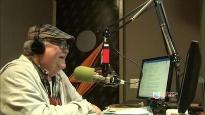 Después de 41 años, Fernando Pérez González se retira de la radio