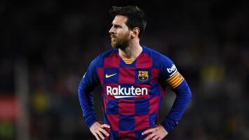 Lionel Messi arremete en redes sociales contra Abidal