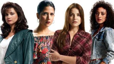 Las mujeres de los narcotraficantes en la serie 'El Chapo'