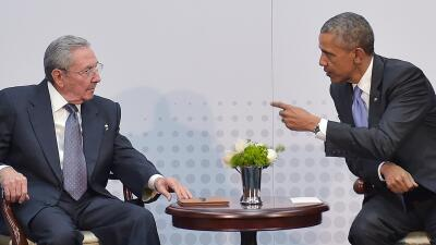 Jorge Ramos: Obama en Cuba
