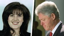 Bill Clinton recuerda su aventura con Monica Lewinsky y dice que lo hizo por ansiedad