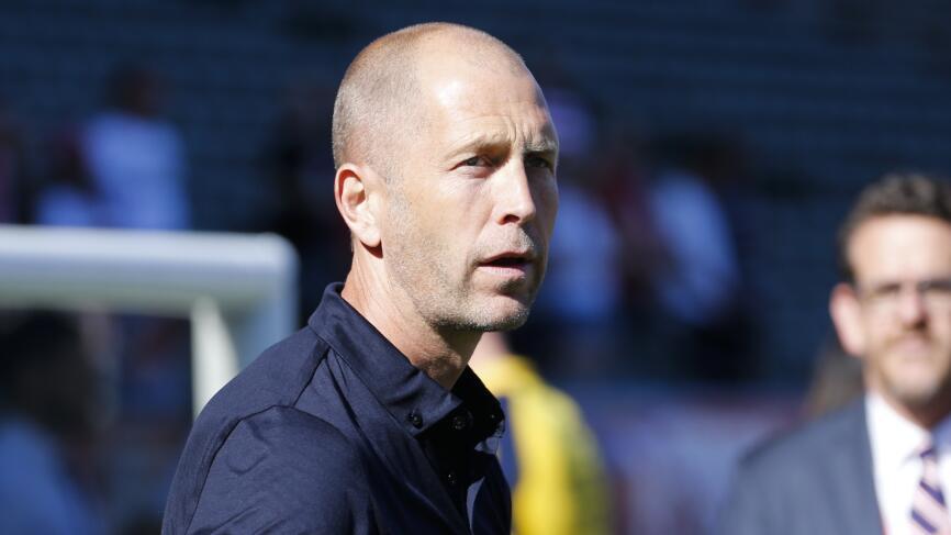 Gregg Berhalter ve beneficio para Team USA rumbo a Qatar 2022