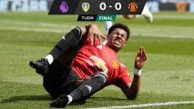 Manchester United complica sus posibilidades en la Premier