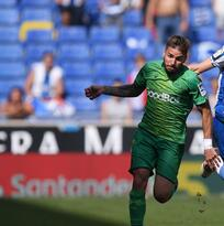 Portu impulsa a la cima a la Real Sociedad en Granada