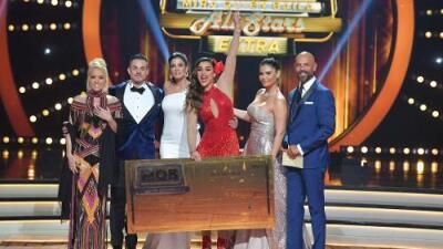 Nuevo reinado: Clarissa Molina se corona en Mira Quién Baila All Stars