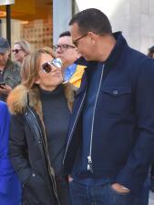 El romance entre Jennifer López y Alex Rodríguez en fotos