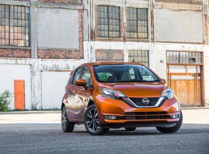 """<h3 class=""""cms-H3-H3""""><b>Nissan Versa Note</b></h3> <br> <br> <b>Precio promedio:</b> 9,533 dólares <br> <b>Porcentaje promedio por debajo del valor de mercado: </b>12.4% <br> <b>Ahorro promedio:</b> 1,375 dólares"""