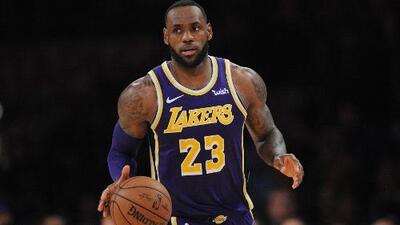Lebron James supera a Michael Jordan en la  lista de los máximos anotadores de la NBA