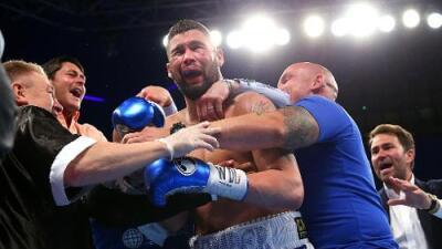 Tony Bellew destrozó a BJ Flores en tres rounds
