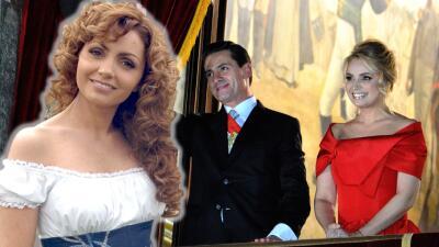 Angélica Rivera recibe propuestas para regresar a la televisión (y podría participar en una serie)