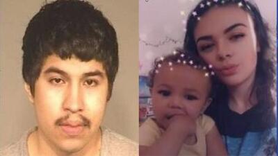 Una joven rechazó en una fiesta a un hombre y él acabó disparando a su bebé en la cabeza, según la policía