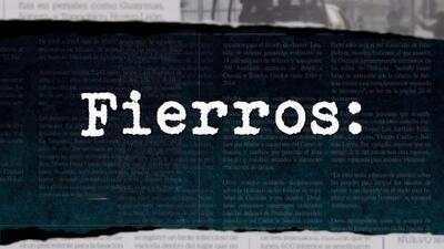 Diccionario Narco: Fierros