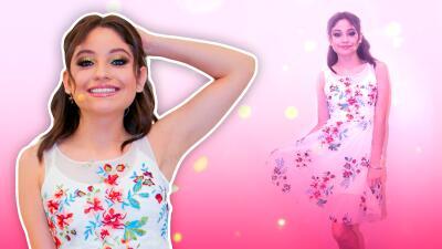 """El look más """"teen"""" de Karol Sevilla (inspirado en Gigi Hadid)"""