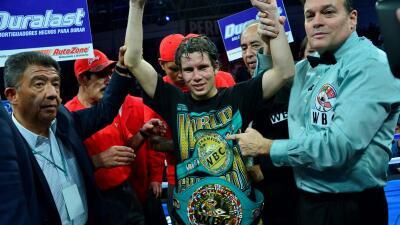 México cierra 2015 con siete campeones