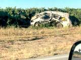 Conductor se salta STOP y causa accidente donde muere una persona en el condado de Madera