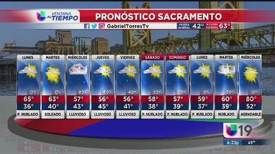 Se mantiene el aviso por mala calidad del aire en varias zonas de California