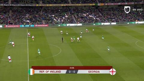 Highlights: Georgia at Republic of Ireland on March 26, 2019