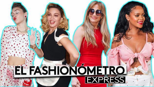 ¿Estos famosos se visten o se disfrazan? 'El Escuadrón de la Moda' resuelve ese dilema