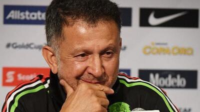 De odios y amores a Juan Carlos Osorio: el DT que clasificó a México al Mundial de Rusia 2018