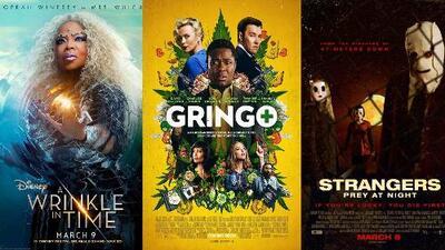 'Gringo' llega a la pantalla grande