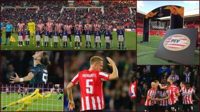El PSV y el Sporting de Lisboa se enfrentan por primera vez en la historia de la UEFA Europa League