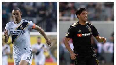 'Ibra' vs. Vela: cuando dos enormes figuras son los símbolos de un nuevo derbi que atrapa a la MLS