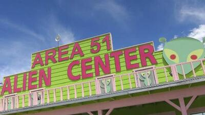 Más de un millón de personas se apunta a un llamado para buscar información sobre extraterrestres en el Área 51, en Nevada