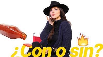 ¿Con o sin? Ana Bárbara se aventó las preguntas 'cachondas' del Free-guey show