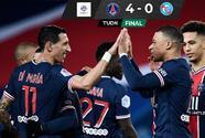Lyon es nuevo líder; PSG y Lille se mantienen en la batalla