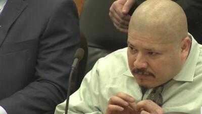 """Esposa de Luis Monroy Bracamontes declara en corte que él la amenazó con """"cortarle el rostro"""" para que """"nadie la volviera a ver"""""""