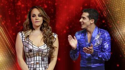 "Rosie Rivera ""no está acostumbrada a competir"", por eso Rommel Pacheco la perdonó"