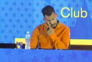 """Tévez se quiebra al despedirse de Boca: """"No estoy en condiciones para dar más"""""""