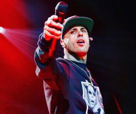Nicky Jam está que arde con 'The Fenix Tour'