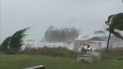 Dorian descarga su fuerza destructiva sobre Bahamas y Nueva York envía ayuda al sur