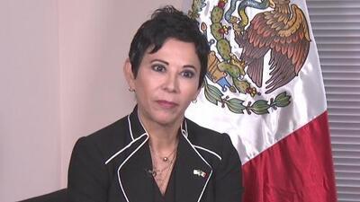 Estos son los retos que enfrenta la nueva cónsul general de México en Houston