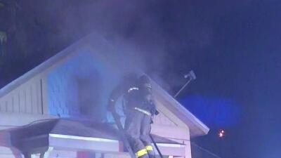 Un incendio en una vivienda en San Antonio provoca daños materiales por 30,000 dólares