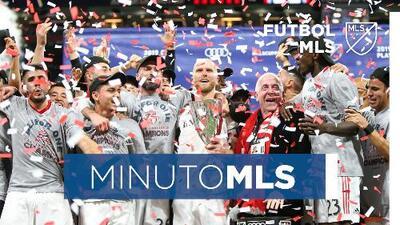 Minuto MLS: Toronto FC eliminó a Atlanta y avanza a su tercera final