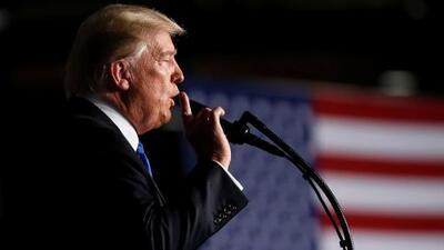 Los 3 puntos de Trump para que EEUU permanezca en Afganistán pese a su promesa de retirada