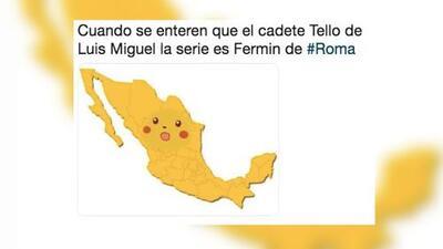 Roma se queda con todos los memes y va por el Oscar