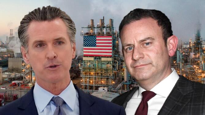 Jason Kinney: el cabildero petrolero que es amigo de Gavin Newsom