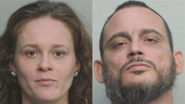 Arrestan a una pareja acusada de cometer varios robos en Kendall