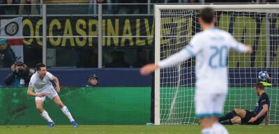 Hirving Lozano, el motor del PSV en su último duelo de Champions League
