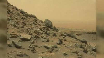 La NASA revela fotos de la superficie del planeta Marte